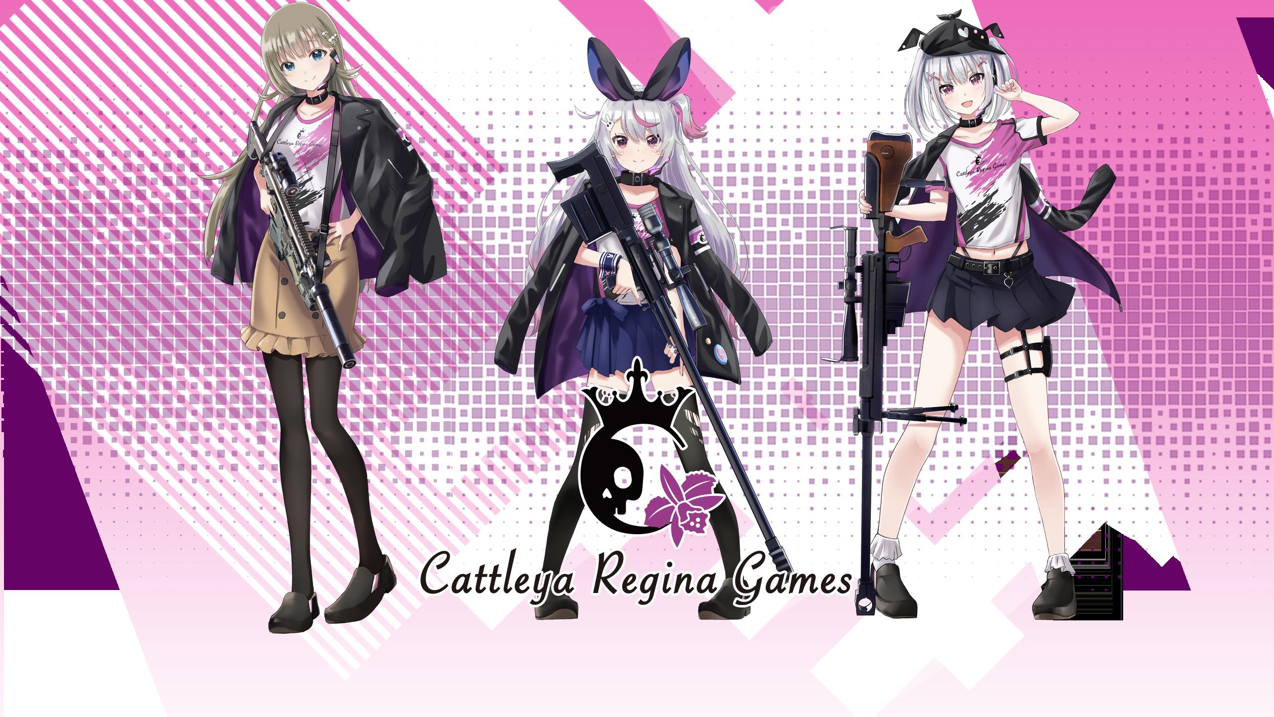 Cattleya Regina Games